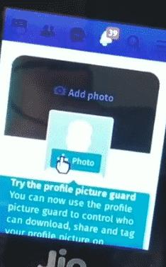 जियो फोन में facebook id कैसे बनाएं