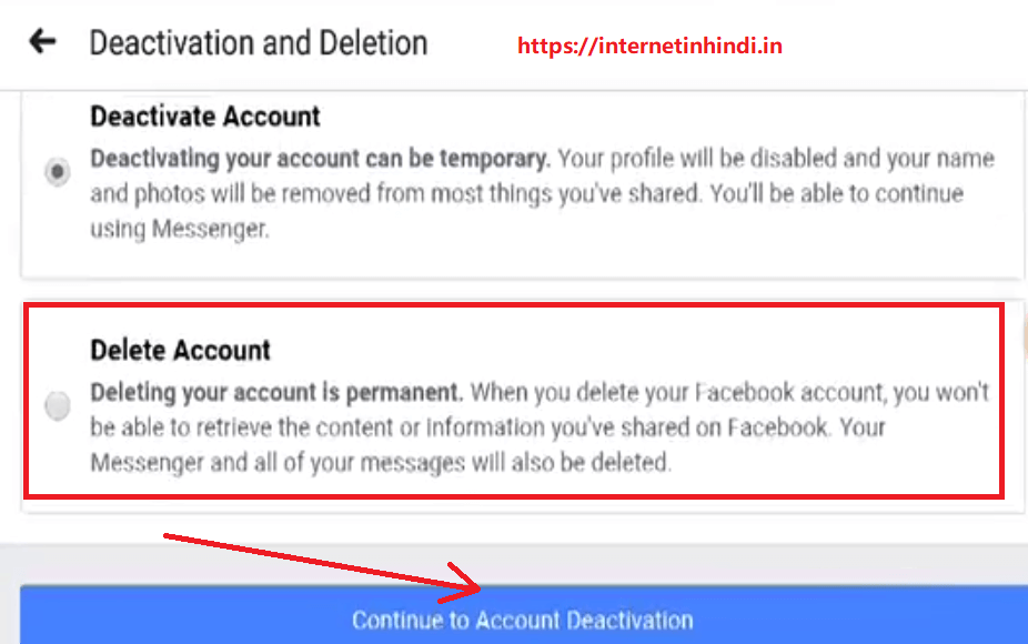 facebook id Delete in jio phone