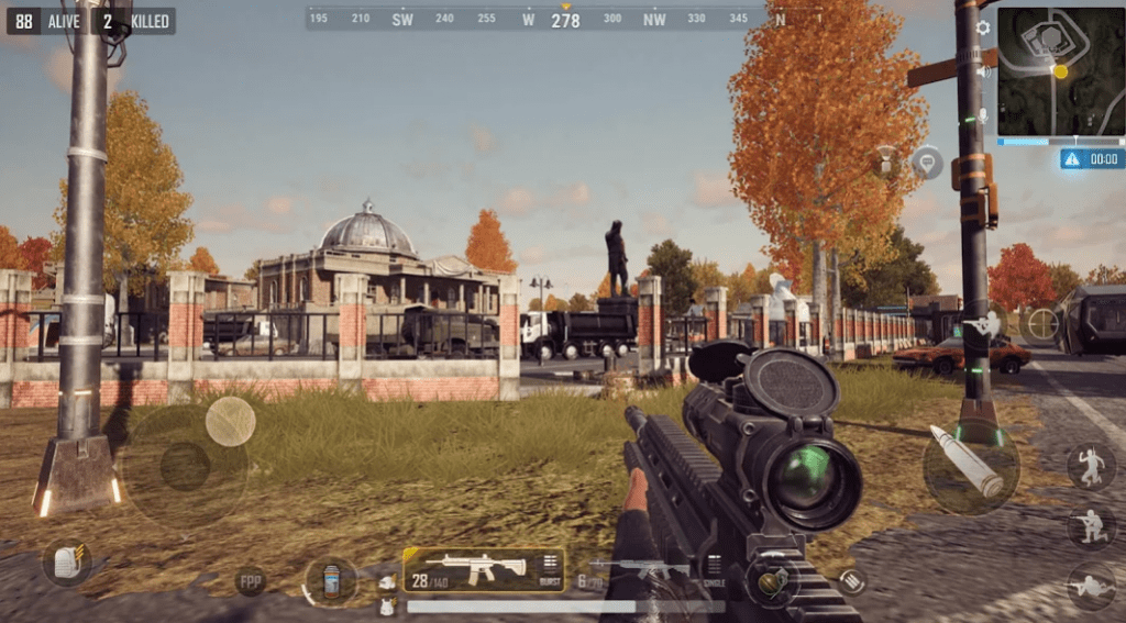 pubg new state review