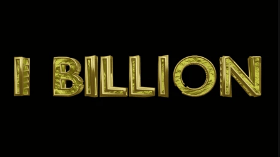 Billion meaning in Hindi