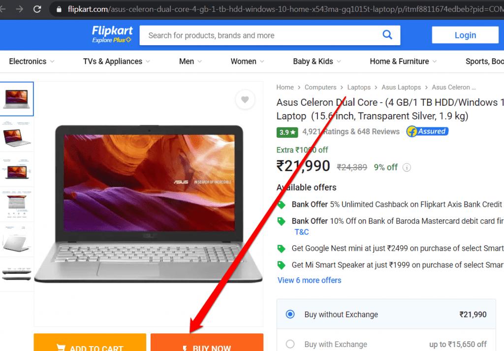Google se shopping kaise karen
