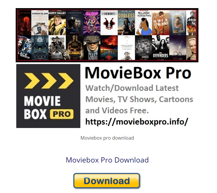 movieboxpro downloaf