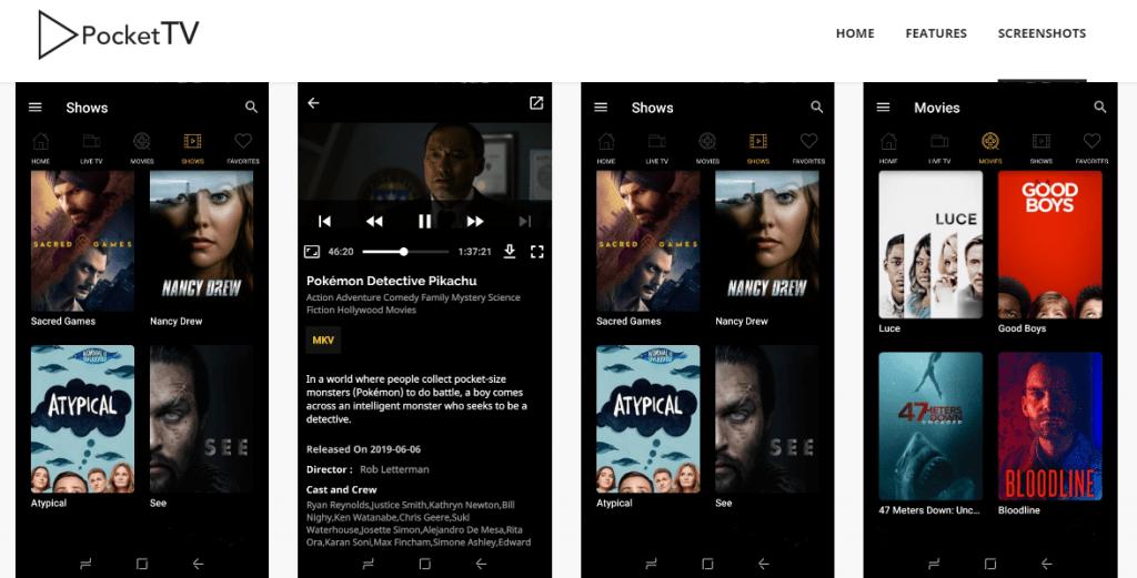 movie download karne ka app