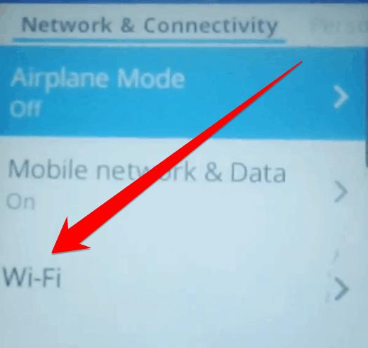 Jio phone se wi-fi connect kaise kare