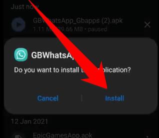 जीबी व्हाट्सएप डाउनलोड