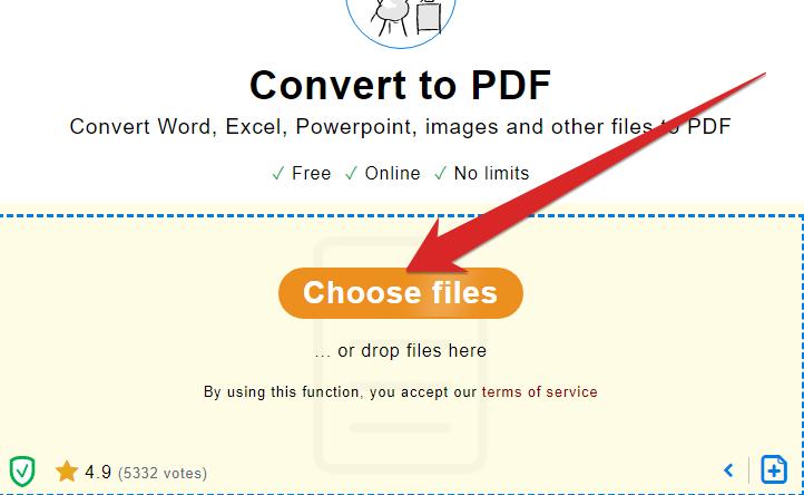 pdf file kaise banaye