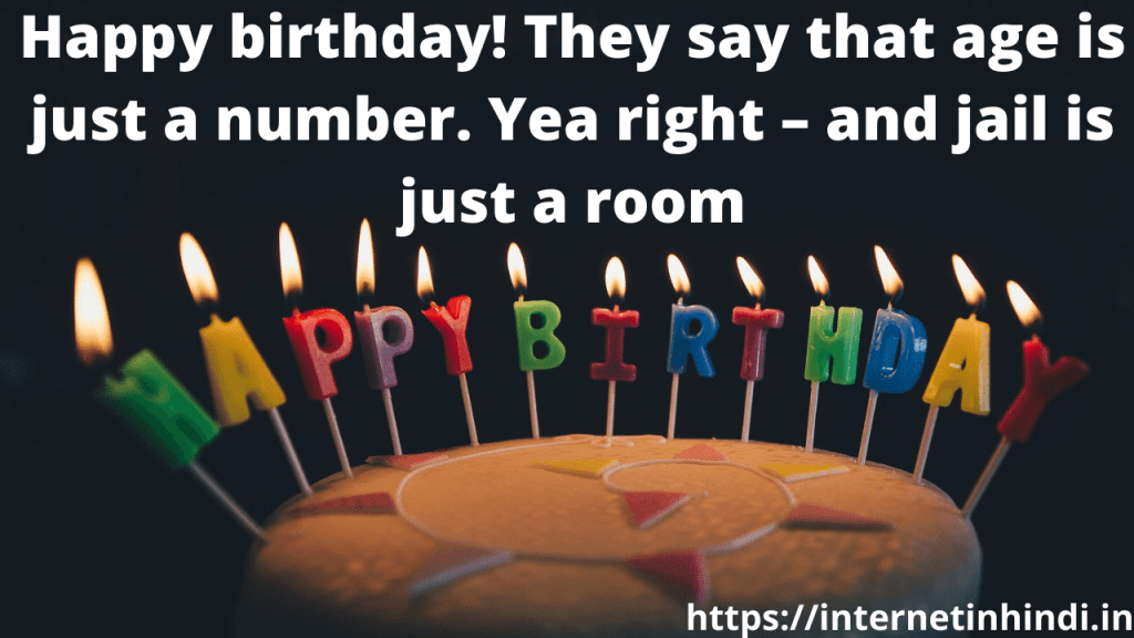 insulting birthday wishes for best friend in english